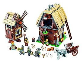 レゴ 【送料無料】LEGO Kingdoms 7189: Mill Village Raidレゴ
