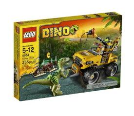 レゴ 【送料無料】LEGO Dino Raptor Chase 5884レゴ