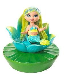 バービー バービー人形 ファンタジー 人魚 マーメイド M9315 Mattel Barbie Flower Shower Mermaid Open Lotus Blueバービー バービー人形 ファンタジー 人魚 マーメイド M9315