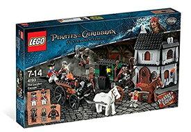 レゴ 【送料無料】LEGO Pirates Of the Caribbean On Stranger Tides The London Escape 4193レゴ