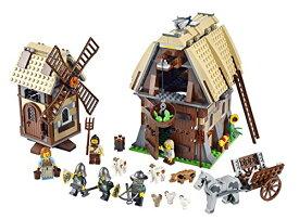 レゴ 【送料無料】LEGO Castle Mill Village Raid 7189レゴ