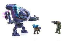 メガブロック メガコンストラックス ヘイロー 組み立て 知育玩具 【送料無料】Mega Construx Halo Covenant Goblin Gruntメガブロック メガコンストラックス ヘイロー 組み立て 知育玩具