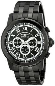 腕時計 インヴィクタ インビクタ メンズ 【送料無料】Invicta Men's 19469 Specialty Analog Display Japanese Quartz Black Watch腕時計 インヴィクタ インビクタ メンズ