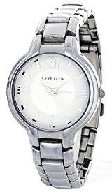 アンクライン 腕時計 レディース 【送料無料】Anne Klein Women's Silver Dial Bracelet Quartz Watch AK/1743SVSVアンクライン 腕時計 レディース