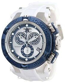 インヴィクタ インビクタ サブアクア 腕時計 メンズ Invicta Men's Subaqua Stainless Steel Quartz Watch with Silicone Strap, White, 28 (Model: 27689)インヴィクタ インビクタ サブアクア 腕時計 メンズ