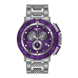 インヴィクタ インビクタ サブアクア 腕時計 メンズ Invicta Subaqua Chronograph Purple Dial Men's Watch 27678インヴィクタ インビクタ サブアクア 腕時計 メンズ