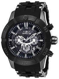 """インヴィクタ インビクタ 腕時計 メンズ Invicta Men's """"Marvel"""" Black Panther 26749 Analog Display Quartz Black Watchインヴィクタ インビクタ 腕時計 メンズ"""