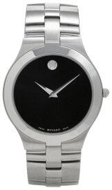 腕時計 モバード メンズ 【送料無料】Movado Men's 605023 Juro Stainless-Steel Watch腕時計 モバード メンズ