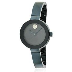 腕時計 モバード レディース 【送料無料】Movado Bold Blue IP Stainless Steel Ladies Watch 3600425腕時計 モバード レディース