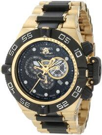 インヴィクタ インビクタ サブアクア 腕時計 メンズ Invicta Men's 6562 Subaqua Noma IV Collection Chronograph 18k Gold-Plated Stainless Steel Watchインヴィクタ インビクタ サブアクア 腕時計 メンズ