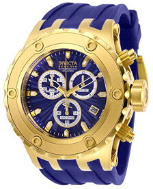 インヴィクタ インビクタ サブアクア 腕時計 メンズ Invicta Men's Subaqua Stainless Steel Quartz Silicone Strap, Blue, 31 Casual Watch (Model: 27827)インヴィクタ インビクタ サブアクア 腕時計 メンズ