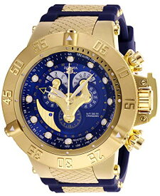 インヴィクタ インビクタ サブアクア 腕時計 メンズ Invicta Men's Subaqua Stainless Steel Quartz Silicone Strap, Blue, 32.2 Casual Watch (Model: 27315)インヴィクタ インビクタ サブアクア 腕時計 メンズ