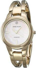 アンクライン 腕時計 レディース 【送料無料】Anne Klein Classic Mother Of Pearl Dial Stainless Steel Ladies Watch AK2710BMGBアンクライン 腕時計 レディース