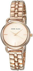 アンクライン 腕時計 レディース 【送料無料】Watch Anne Klein Women's Classic Watch Quartz Mineral Crystal AK-2730RGRG AK-2730RGRGアンクライン 腕時計 レディース