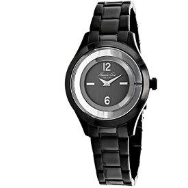 ケネスコール・ニューヨーク Kenneth Cole New York 腕時計 レディース 【送料無料】Kenneth Cole New York Women's KC4966 Transparency Analog Display Japanese Quartz Black Watchケネスコール・ニューヨーク Kenneth Cole New York 腕時計 レディース