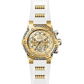 インヴィクタ インビクタ ボルト 腕時計 メンズ 【送料無料】Invicta Bolt Chronograph Gold Dial Men's Watch 26814インヴィクタ インビクタ ボルト 腕時計 メンズ