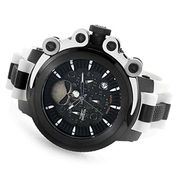 インヴィクタインビクタ腕時計メンズInvictaMen'sMarvelStainlessSteelQuartzWatchwithSiliconeStrap,White,30(Model:26007)インヴィクタインビクタ腕時計メンズ