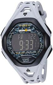 タイメックス 腕時計 メンズ Timex Men's TW5M23800 Ironman Sleek 30 Gray/Black Resin Strap Watchタイメックス 腕時計 メンズ