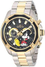 【送料無料】インビクタ メンズ腕時計 27359 ディズニー リミテッドエディション ケース直径48mm ミッキー インヴィクタ