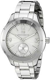テクノマリーン 腕時計 メンズ Technomarine Men's MoonSun Quartz Watch with Stainless-Steel Strap, Silver, 16 (Model: TM-117029)テクノマリーン 腕時計 メンズ