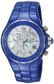 テクノマリーン 腕時計 レディース Technomarine Women's Cruise Quartz Watch with Ceramic Strap, Blue, 23 (Model: TM-115317)テクノマリーン 腕時計 レディース