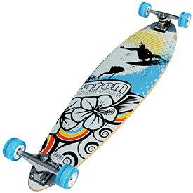ロングスケートボード スケボー 海外モデル 直輸入 91003 【送料無料】Atom Pintail Longboardロングスケートボード スケボー 海外モデル 直輸入 91003
