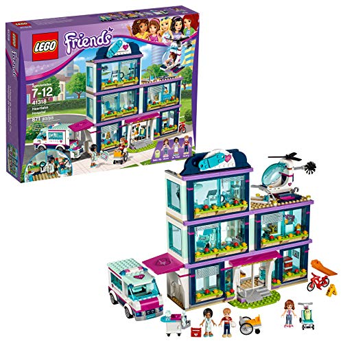 レゴ フレンズ LEGO Friends Heartlake Hospital 41318 Building Kit (871 Piece)レゴ フレンズ