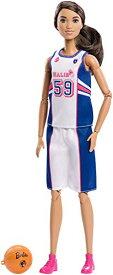 バービー バービー人形 バービーキャリア バービーアイキャンビー 職業 【送料無料】Barbie? Made to Move? Basketball Player Dollバービー バービー人形 バービーキャリア バービーアイキャンビー 職業