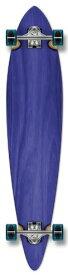 """ロングスケートボード スケボー 海外モデル 直輸入 01060P-Blue-40"""" 【送料無料】Yocaher Blank or Checker Skateboards Longboard Complete Pintail w/ Black Widow Premium 80A Grip Tape Aluロングスケートボード スケボー 海外モデル 直輸入 01060P-Blue-40"""""""