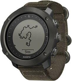 スント 腕時計 アウトドア メンズ アウトドアウォッチ特集 Suunto Traverse Alpha Digital Dial Nylon Strap Men's Watch SS022292000スント 腕時計 アウトドア メンズ アウトドアウォッチ特集