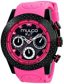 腕時計 マルコ メンズ 【送料無料】MULCO Unisex MW5-1962-058 Analog Display Swiss Quartz Pink Watch腕時計 マルコ メンズ
