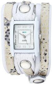 ラメールコレクションズ 腕時計 レディース La Mer Collections Women's LMLW2017A Layer Watch Collection Analog Display Japanese Quartz White Watchラメールコレクションズ 腕時計 レディース