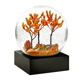 スノーグローブ 雪 置物 インテリア 海外モデル 【送料無料】CoolSnowGlobes Autumn Cool Snow Globeスノーグローブ 雪 置物 インテリア 海外モデル