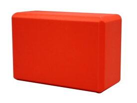 ヨガブロック フィットネス A241BLKVRM4L 【送料無料】Yoga Direct 4-Inch Deluxe Foam Yoga Block, Vermillionヨガブロック フィットネス A241BLKVRM4L