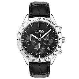 ヒューゴボス 高級腕時計 メンズ Hugo Boss 1513579 Men's Talent Black Dial Chronograph Watchヒューゴボス 高級腕時計 メンズ