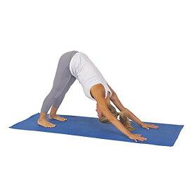 ヨガマット フィットネス 31 【送料無料】Sunny Health & Fitness Non-Slip Yoga Mat - Size 68 in x 24 in (Blue)ヨガマット フィットネス 31