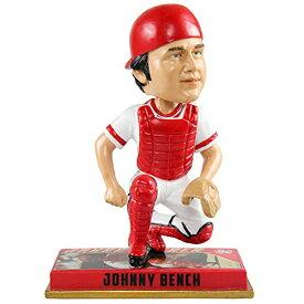ボブルヘッド バブルヘッド 首振り人形 ボビンヘッド BOBBLEHEAD Forever Collectibles Johnny Bench Cincinnati Reds MLB Legends Series Bobblehead MLBボブルヘッド バブルヘッド 首振り人形 ボビンヘッド BOBBLEHEAD