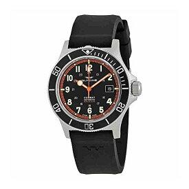 腕時計 グリシン スイスウォッチ メンズ グライシン 【送料無料】Glycine Combat Sub Automatic Black Dial Men's Rubber Watch GL0088腕時計 グリシン スイスウォッチ メンズ グライシン