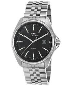 腕時計 グリシン スイスウォッチ メンズ グライシン 【送料無料】Glycine 3890-19S-Mb Men's Combat 6 Automatic Stainless Steel Black Dial Ss Watch腕時計 グリシン スイスウォッチ メンズ グライシン