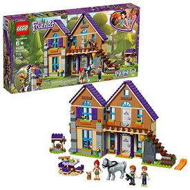 【送料無料】LEGO レゴフレンズ 41369 Mia's House 715ピース Building Kit with Mini-Doll Friends Figures and Toy Horse ブロック 6歳〜