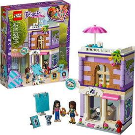 レゴ フレンズ 【送料無料】LEGO Friends Emma's Art Studio 41365 Building Kit (235 Pieces) (Discontinued by Manufacturer)レゴ フレンズ