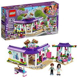 レゴ フレンズ 【送料無料】LEGO Friends Emma's Art Caf? 41336 Building Set (378 Pieces)レゴ フレンズ