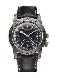 腕時計 グリシン スイスウォッチ メンズ グライシン 【送料無料】Glycine Airman Mens Analog Swiss Automatic Watch with Leather Bracelet GL0246腕時計 グリシン スイスウォッチ メンズ グライシン