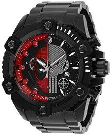 インヴィクタ インビクタ 腕時計 メンズ 【送料無料】Invicta Men's Marvel Quartz Watch with Stainless Steel Strap, Black, 31 (Model: 27736)インヴィクタ インビクタ 腕時計 メンズ