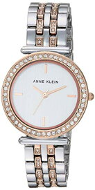 腕時計 アンクライン レディース 【送料無料】Anne Klein Dress Watch (Model: AK/3409SVRT)腕時計 アンクライン レディース