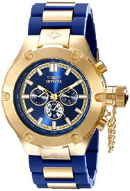 インヴィクタ インビクタ 腕時計 メンズ 19236 【送料無料】Invicta Men's 19236 Corduba Analog Display Swiss Quartz Blue Watchインヴィクタ インビクタ 腕時計 メンズ 19236