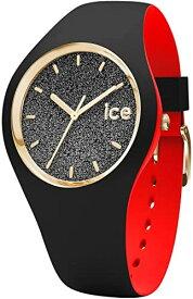 腕時計 アイスウォッチ レディース かわいい 【送料無料】Ice Watch - Black Glitter - Unisex 007237, Ice-Loulou腕時計 アイスウォッチ レディース かわいい