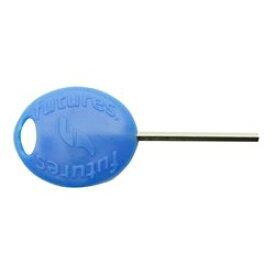 サーフィン フィン マリンスポーツ 【送料無料】Futures Universal Fin Key (Choose Color) (Blue)サーフィン フィン マリンスポーツ