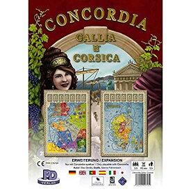 ボードゲーム 英語 アメリカ 海外ゲーム 【送料無料】Concordia: Gallia & Corsica Board Gameボードゲーム 英語 アメリカ 海外ゲーム
