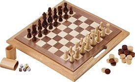 ボードゲーム 英語 アメリカ 海外ゲーム 【送料無料】Mainstreet Classics Dutchman 3-in-1 Combo Folding Board Game Setボードゲーム 英語 アメリカ 海外ゲーム